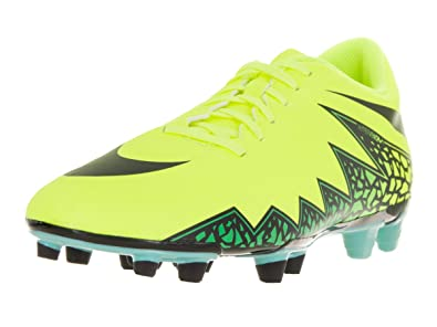 42161569790 Nike Men s s Hypervenom Phatal II FG Football Boots Amarillo (Volt Black-Hyper  Turq