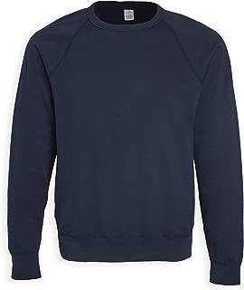 product image for Save Khaki Men's Long Sleeve Supima Fleece Sweatshirt