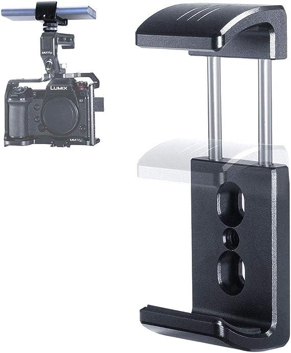 For UURig R010 Bracket Clamp Holder Extend Clip for DSLR Camera Cage Stabilizer