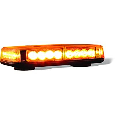 Buyers Products (8891040) Amber LED Mini Light Bar: Automotive