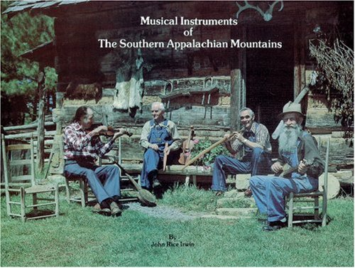 Musical Instruments of the Southern Appalachian Mountains from Brand: Schiffer Publishing, Ltd.