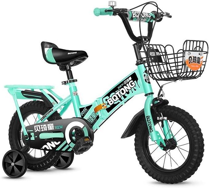 Dsrgwe Bicicleta niño, Bicicleta Plegable niños, Bicicletas Vespa ...
