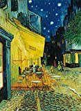 "Clementoni ""Van Gogh Terrace at Night"" Puzzle (1000-Piece, Multi-Colour)"
