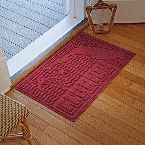 Bungalow Flooring Aqua Shield Florida Mat, (Black Florida Flooring)