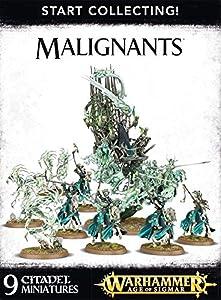 GAMES WORKSHOP 99113366660 en Start Collecting Malignants Figura