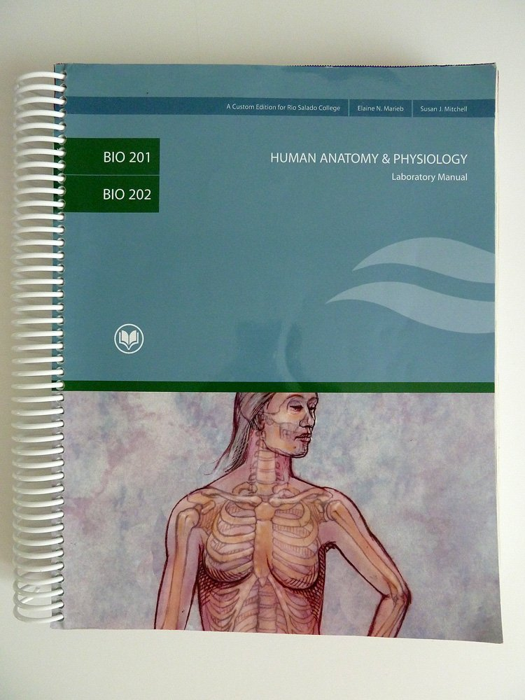 Human Anatomy and Physiology, Laboratory Manual (Pk W/Cd)(Custom Rio ...