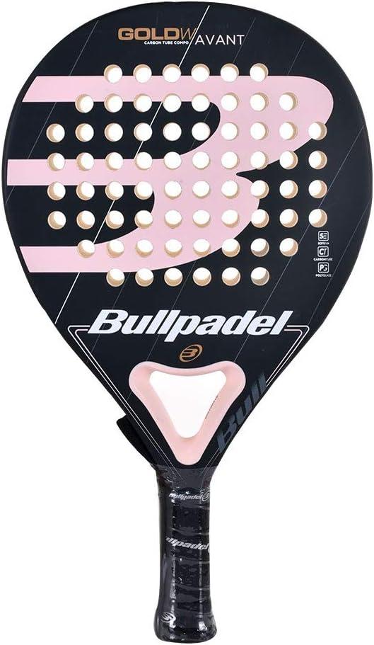 Pala DE Padel BULLPADEL Gold Woman 3.0: Amazon.es: Deportes y aire ...
