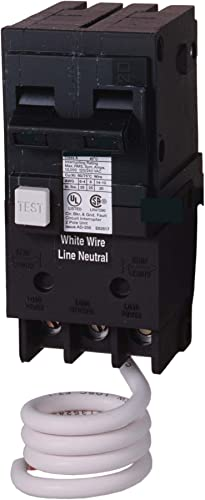 Murray MP260EG 60-Amp Double Pole 120 240-Volt Group Fault Equipment Protection Circuit Breaker