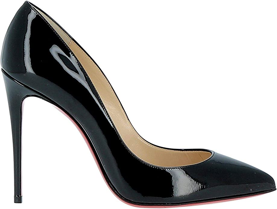 Christian Louboutin Luxury Fashion Womens Pumps Winter Black