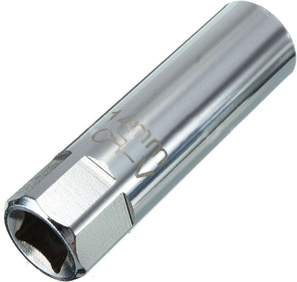 SODIAL Sostenedor de la trompeta del tenedor del sostenedor de la trompeta del metal Accesorios profesionales desmontables para el instrumento del laton del viento color rosado