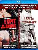 I Spit On Your Grave Bd 2-pack [Blu-ray]