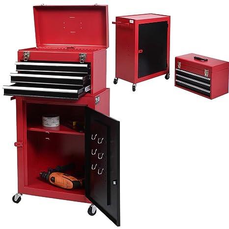 Generic ** Caja de herramientas para armario de piscina, cajón de almacenamiento, caja