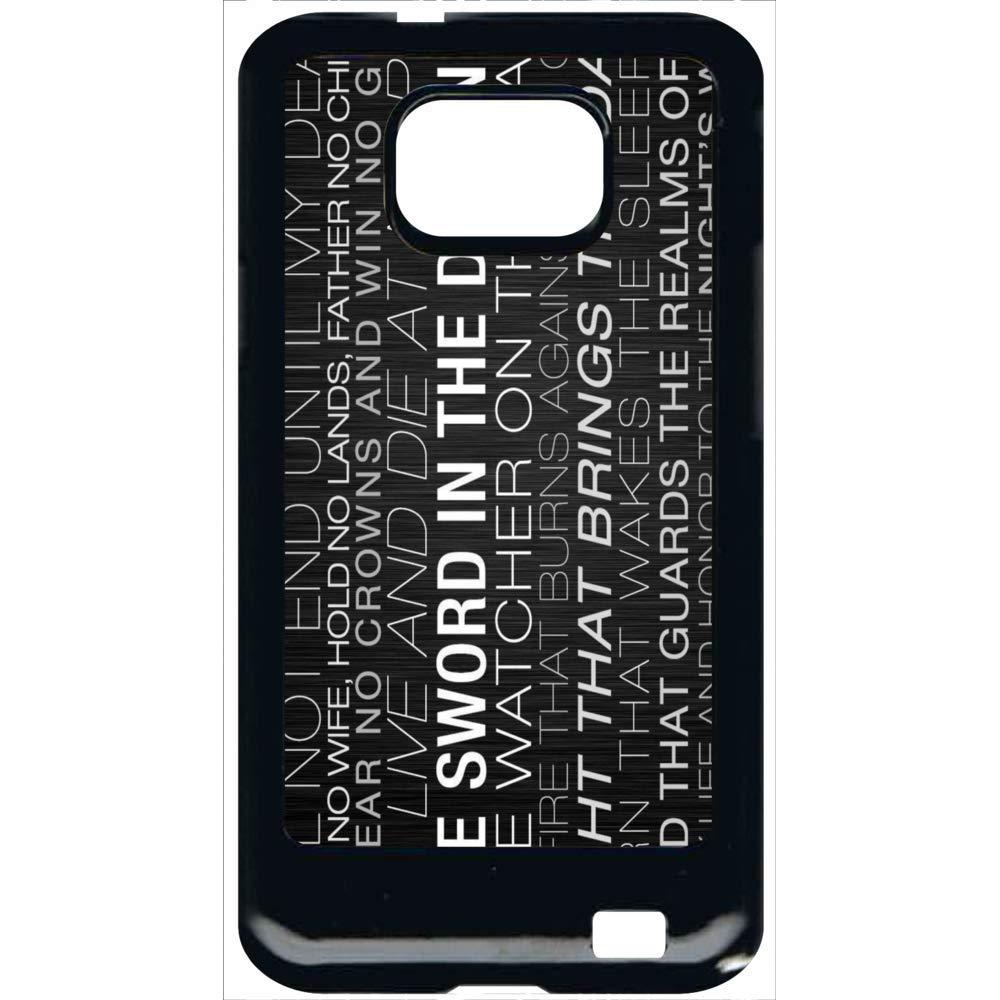 Carcasa Samsung Galaxy S2 Guardia de Noche Got: Amazon.es ...