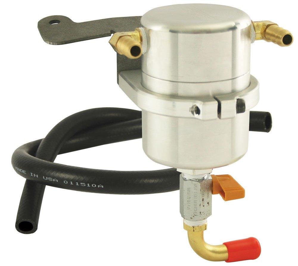 Moroso 85477 Air/Oil Separator for Mustang by Moroso