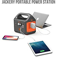 Jackery 100 Watt Explorer 160 Portable Solar Generator
