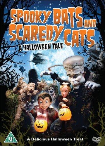 Scardy Cats - Spooky Bats & Scaredy Cats [Region