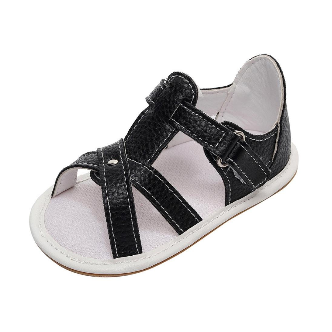 【超ポイント祭?期間限定】 FORESTIME_baby shoes DRESS FORESTIME_baby ユニセックスベビー 9-18 Months ブラック shoes Months B07CKMQD9J, 三郷村:24397de1 --- tadkarecipes.com
