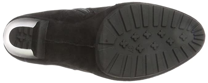 Womens 411354306400 Boots, Black Bugatti