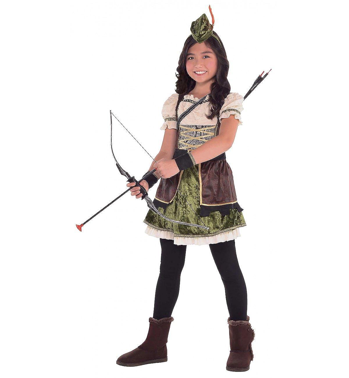 Miss Robin Child Costume X-Large  B07F2JZXFX
