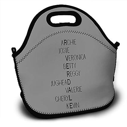 b2ce1dbde170 Amazon.com - Sunmoonet Lunch Bag Riverdale High School Inspired ...