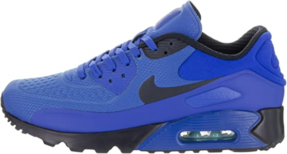 huge discount 5d871 dcee7 Mens Air Max 90 Ultra SE Hyper Cobalt Dark Obsidian Running Shoe 11.5 Men US