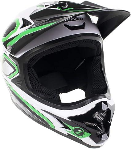Lazer Phoenix Plus Full Face Helmet Black//White SM