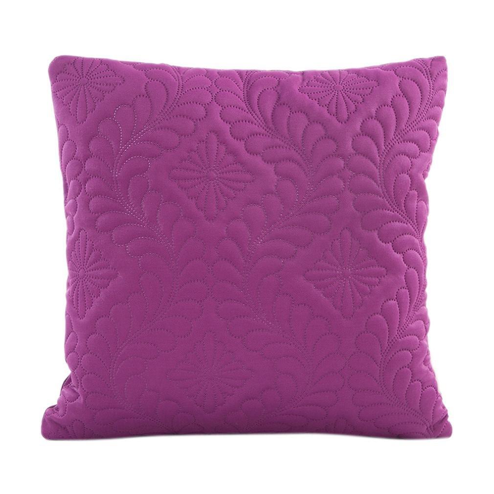 Ninasill Pillow Cover Case Purple