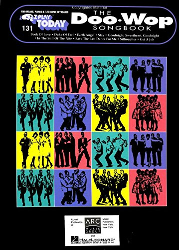 Earl Sheet Music - DOO WOP SONGBOOK 131 (E-z Play Today)
