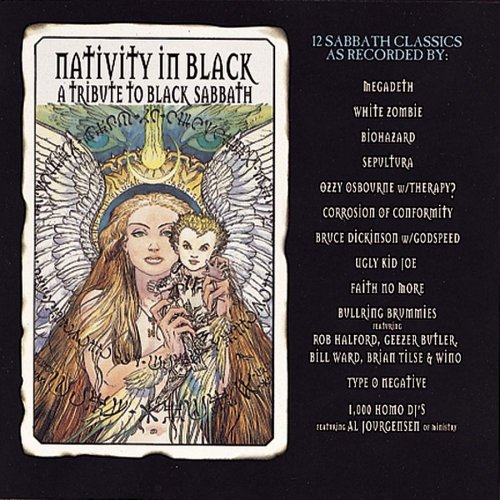 Risultati immagini per nativity in black
