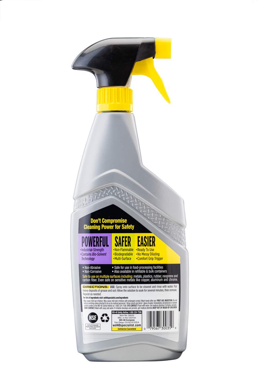 WD-40 Specialist 303356 - Desengrasante limpiador industrial ...
