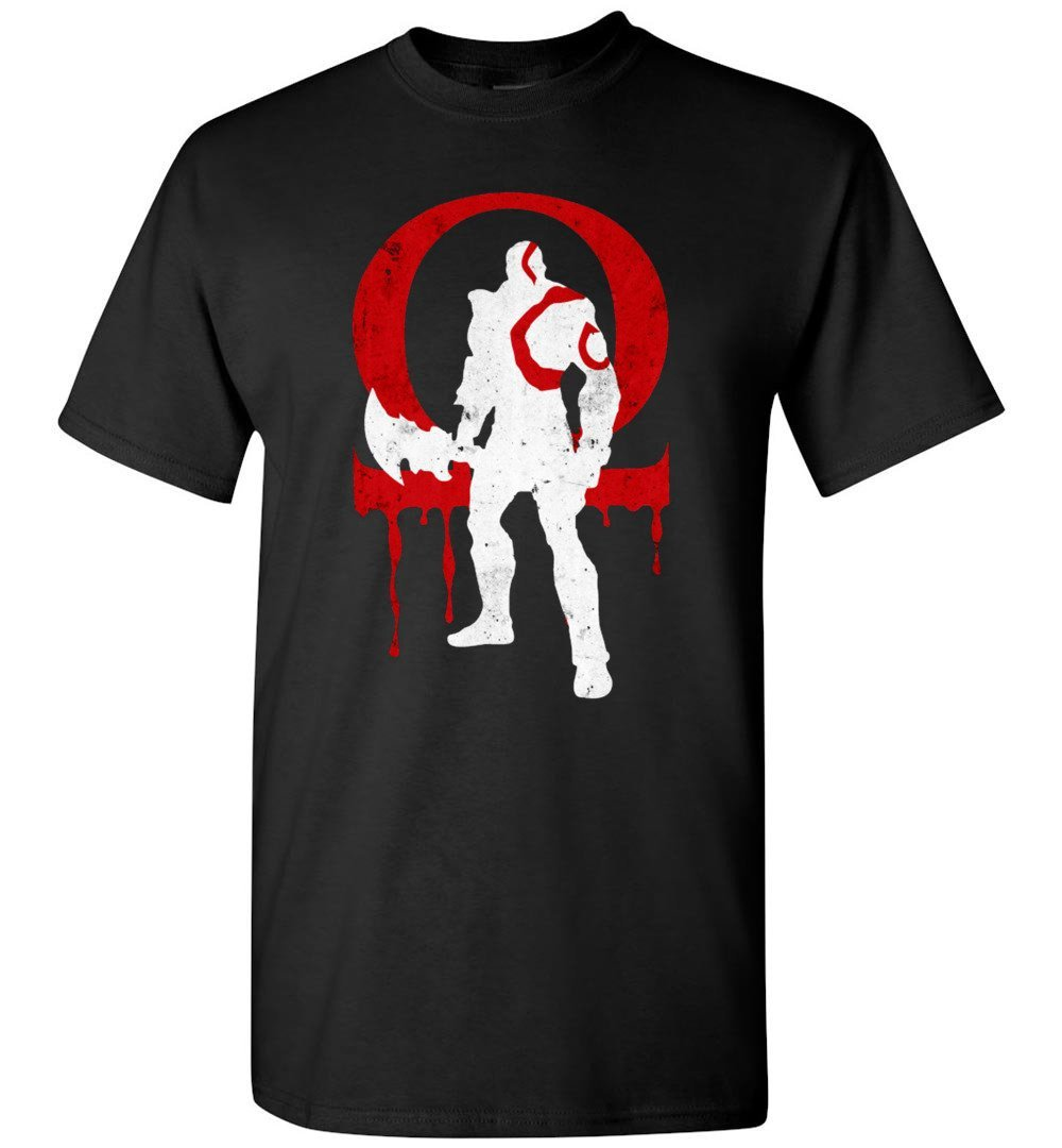 War Of Kratos T Shirt 6235