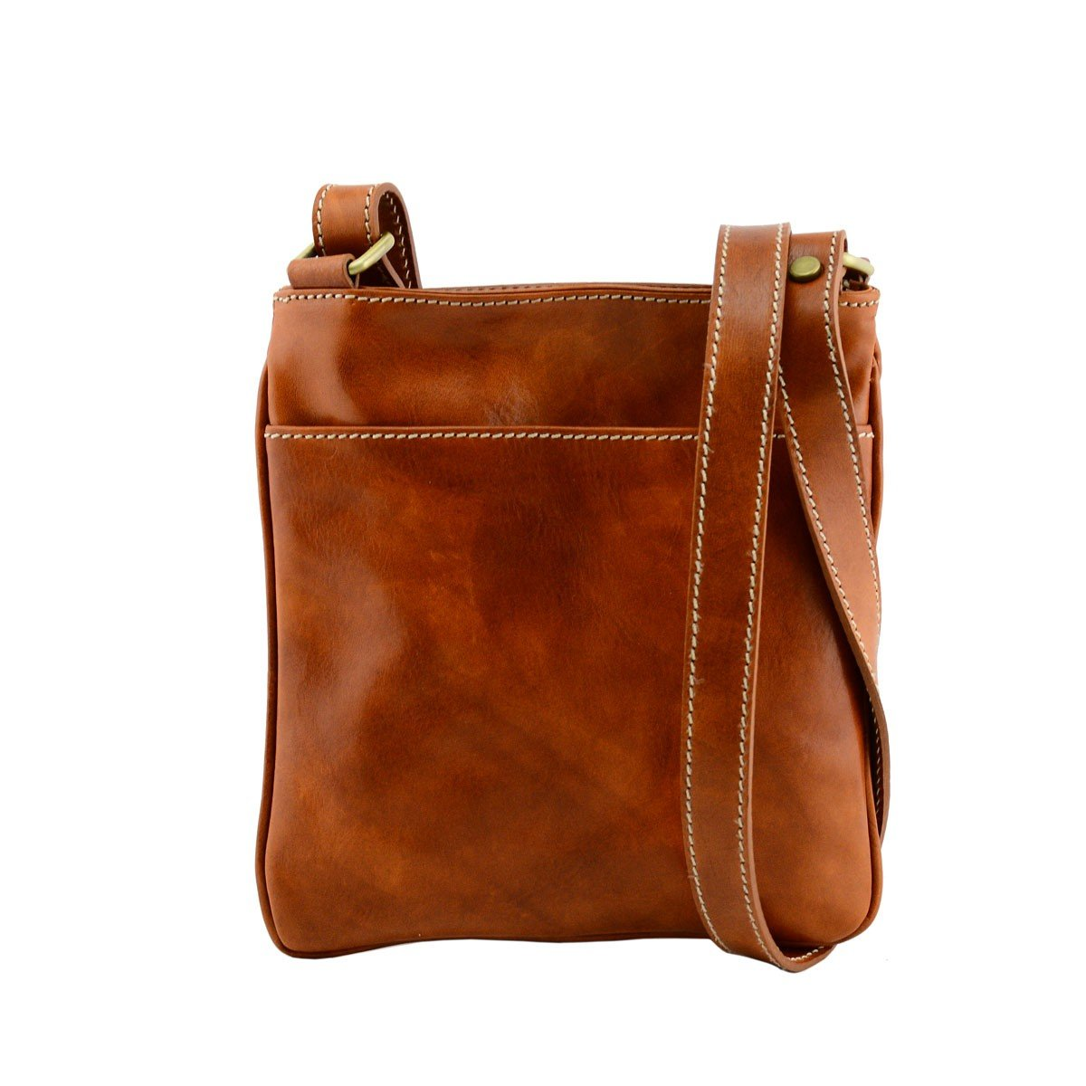 Dream Leather Bags Made in Italy Genuine Leather メンズ US サイズ: 1 M US B079FLHTCH