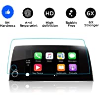 "Honda CRV Screen Protector 2017 2018 2019,Tempered Glass Screen Protector for Honda CRV,Wonderfulhz,9H Hardness,Anti Fingerprint,High Definition,Honda 7"" Car Center Touch Screen Protecto"