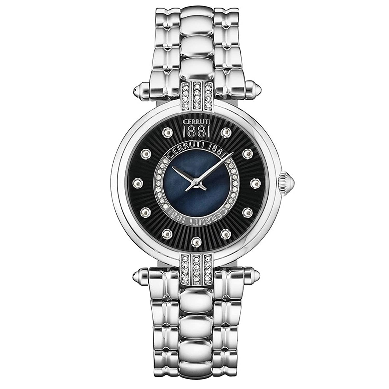CERRUTI 1881 Uhr Uhren Damenuhr Edelstahl CRM140SN02MS NEU
