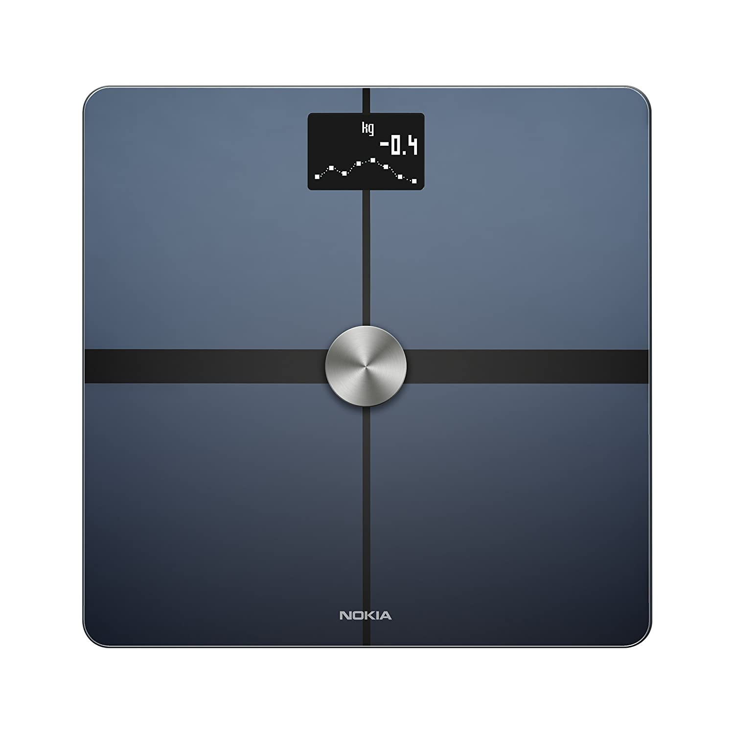 Electronic Scales Bathroom - Nokia body body composition wi fi scale black