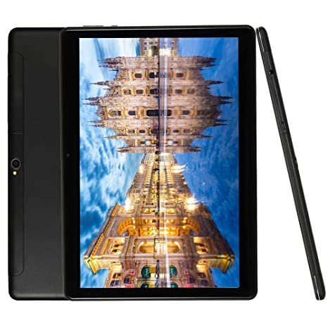 Amazon.com: 4G LTE Phablet 10 Pulgadas Tablet Android 9.0 ...