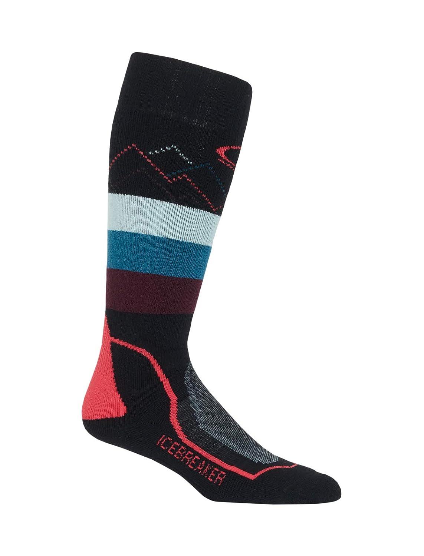 ff52689f497 Amazon.com : Icebreaker Merino Women's Ski Over The Calf Socks, Merino Wool  : Clothing
