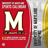 University of Maryland Terrapins 2020 Calendar
