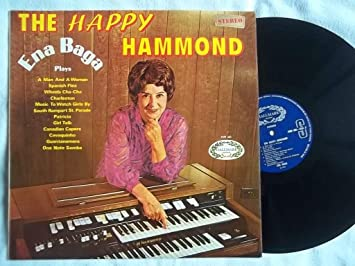 ENA BAGA The Happy Hammond vin...
