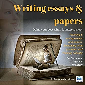amazoncom writing essays  papers for success at college and  audiobook image writing essays  papers