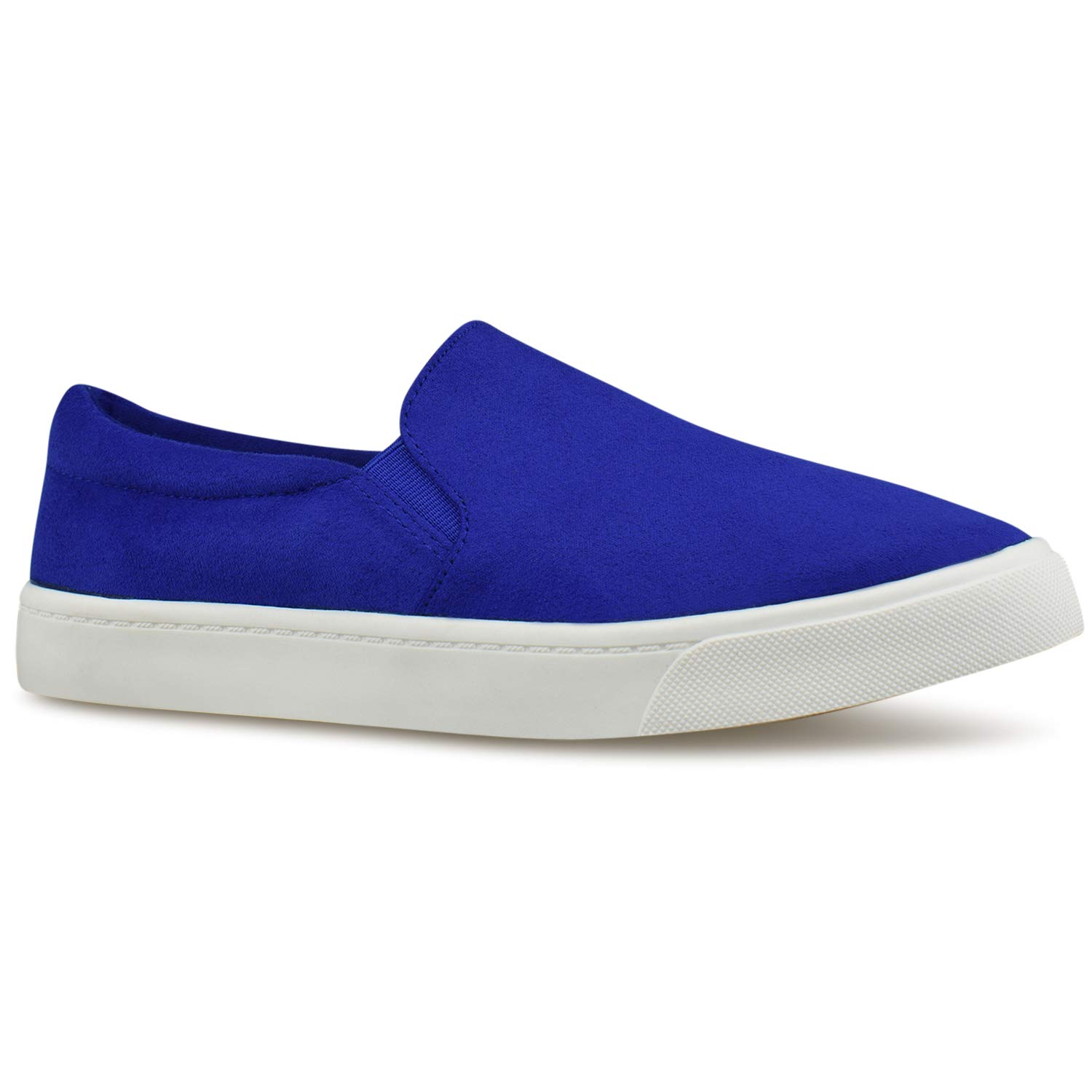 Electric bluee R Premier Standard Women's Casual Walking shoes - Easy Everyday Fashion Slip on