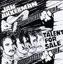 Akkerman, Jan - Talent For Sale (Rmst) [Audio CD]<br>$339.00