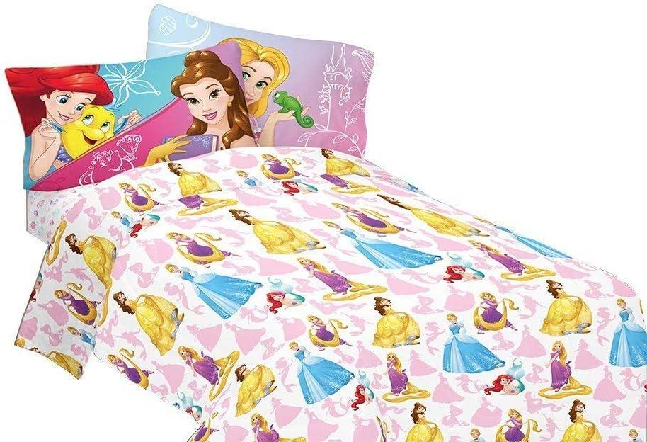 Disney Princess 'Bedazzling Princess' Full Sheet Set #141416036