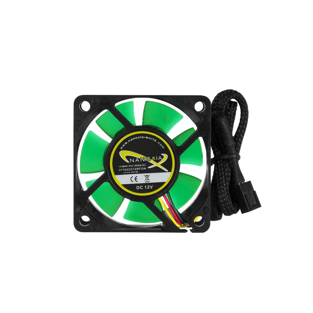 Nanoxia Deep Silence Fan 140mm 1800rpm Cooling NDS140-1800