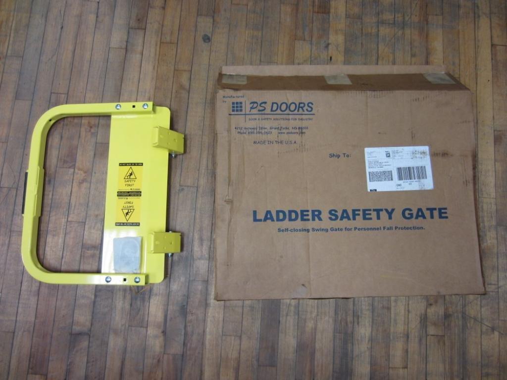 Ladder Safety Gate, Nib