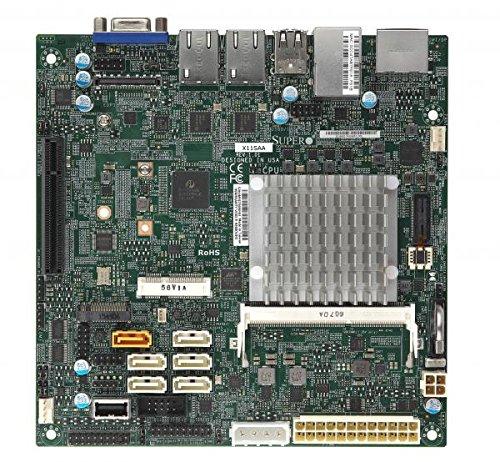 Supermicro X11SAA Placa Base para - Servidor (Intel, BGA ...