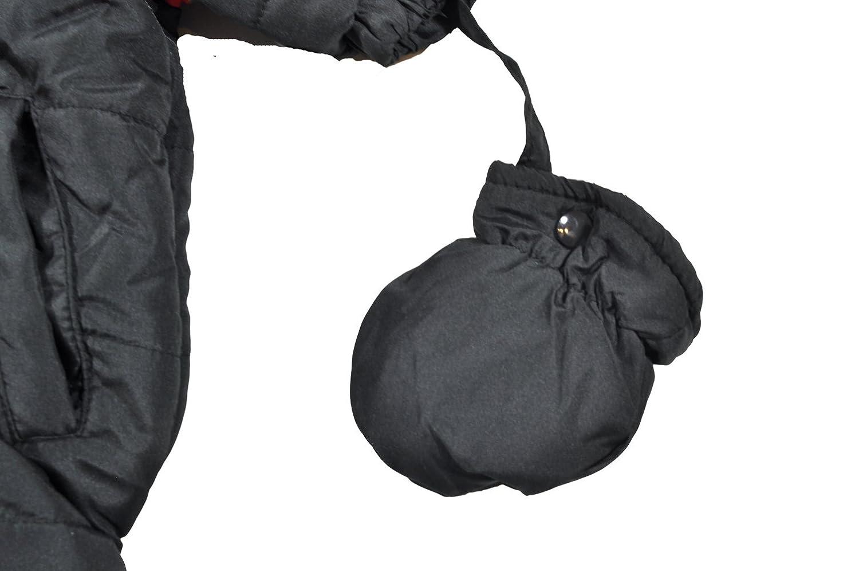 009d033e7 Amazon.com  U.S. Polo Assn. Baby-Boys Newborn Dewspo Bubble Snowsuit ...
