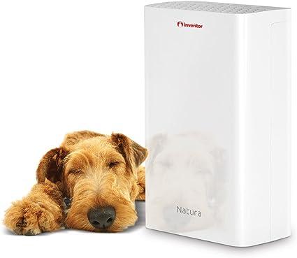 Inventor purificador de aire Natura ναμ de ion200 con filtro HEPA ...
