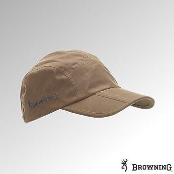 Browning Cap Featherlite plegable verde (30896100): Amazon.es: Deportes y aire libre