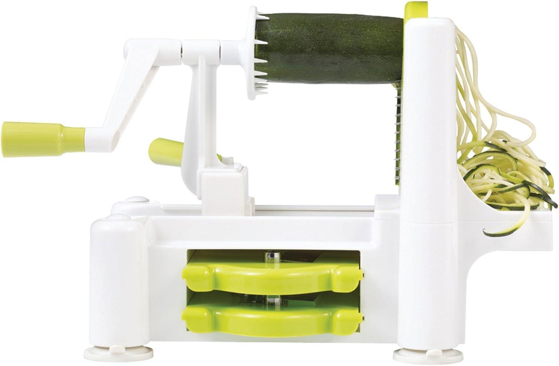 Starfrit Spiral Slicer, Green/White